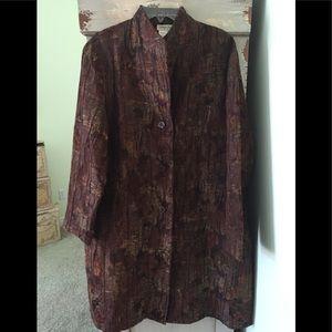 Ladies coat/coldwater creek